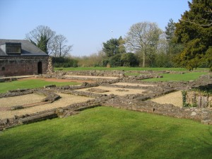 Excavations at Norton Priory