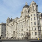 The Three Graces, Canada Boulevard, Liverpool Waterfront